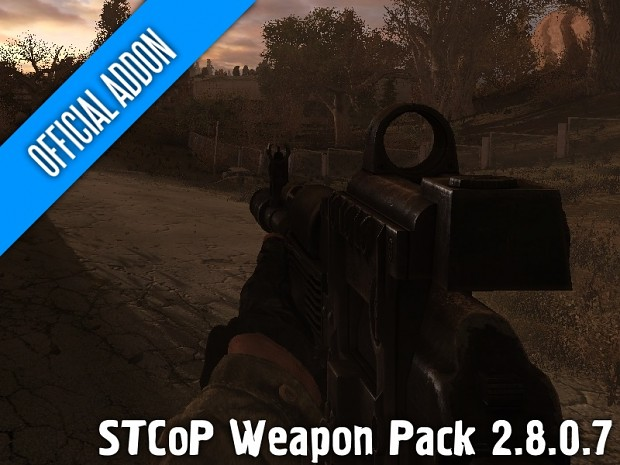 STCoP Weapon Pack 2.8.0.7 (v.5)