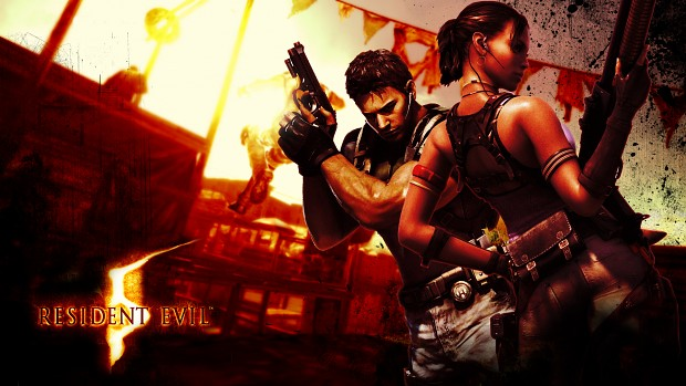 Files RSS feed - Resident Evil 5 - Mod DB