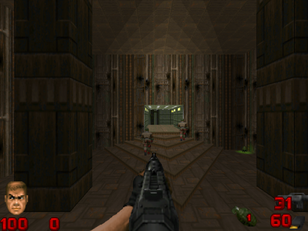 My Brutal Doom v20c Unofficial Patch