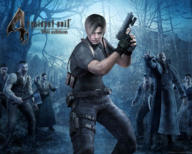 RE4UHD Mod Installer (Now Supports Model Swapping)