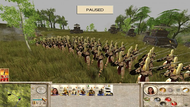 18+ ONLY: Amazons: Total War - Refulgent 8.2B