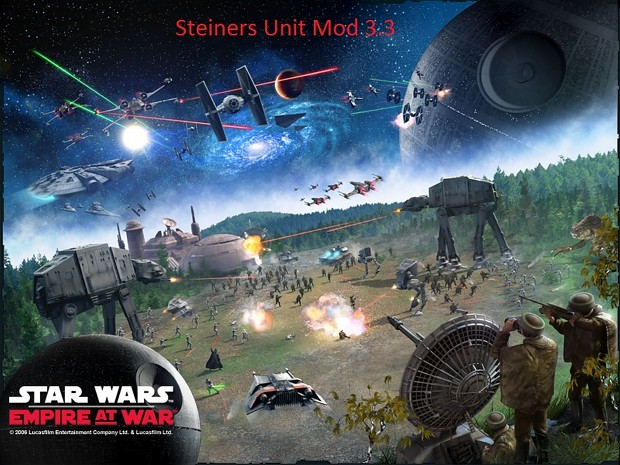 Steiners Advanced Units Mod 3 3