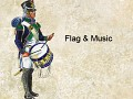 Flag & Music For Napoleonic Wars Final release