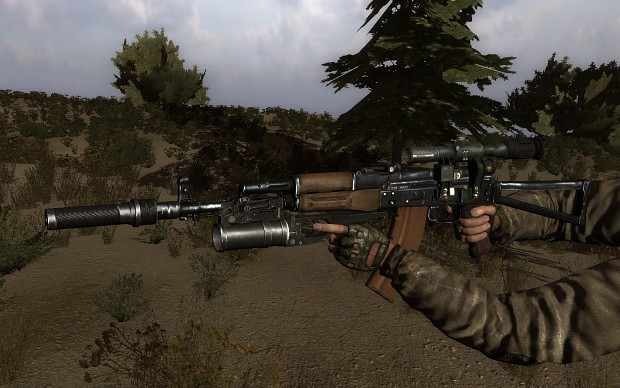 Weapon's new sounds v1.5 for AO 3.1 CoC 1.4.22+