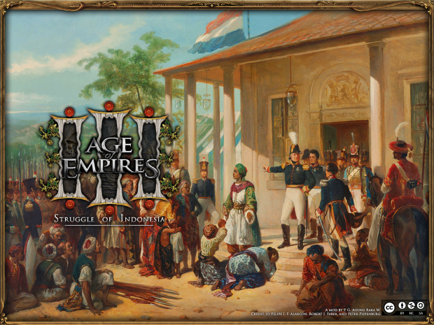 Age of Empires III: Struggle of Indonesia