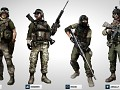 Soldiers BF3 USA
