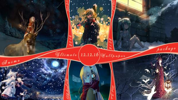 Old Anime Wallpaper's (Full-HD) - 12.12.16