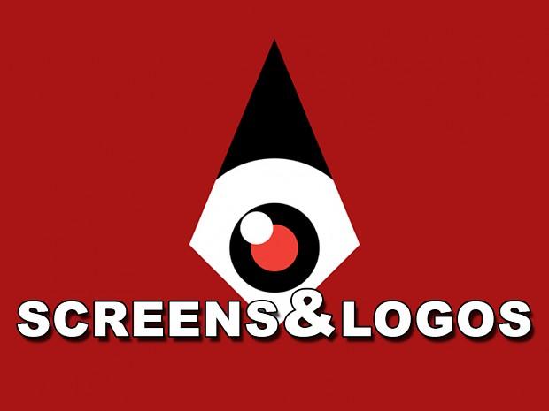 ZeroReflex:Black Eye Edition - Screens And Logos
