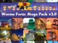 Worms Forts: Mega Pack V3.0