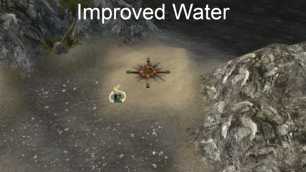 Improved Water Textures