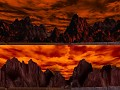 High Quality Skies for Brutal Doom 64