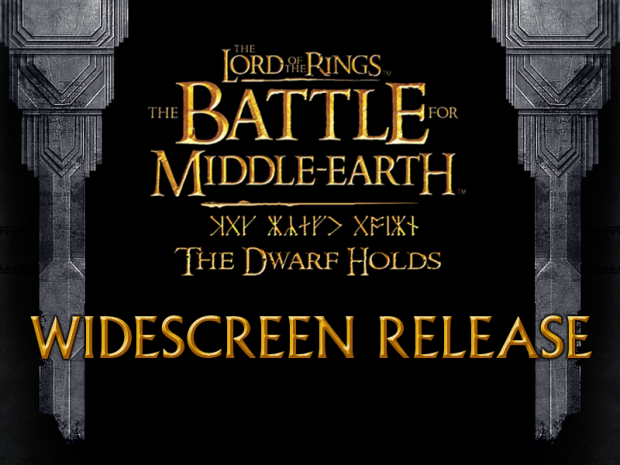 The Dwarf Holds: Widescreen Version