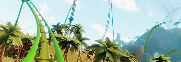 RollerCoaster OculusVR Project Stingray 1 3