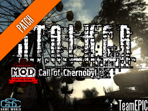 [Patch] Call of Chernobyl 1.4.22