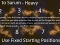 Return to Sarum HWRM maps