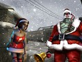 Christmas Zombie pack  (Models Only)
