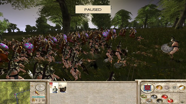 18+ ONLY: Amazons: Total War - Refulgent 8.2D