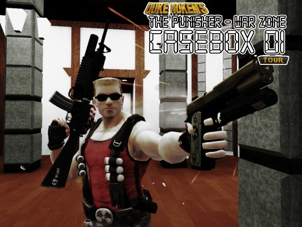 Duke Nukem's CaseBox 01 Tour [addon]