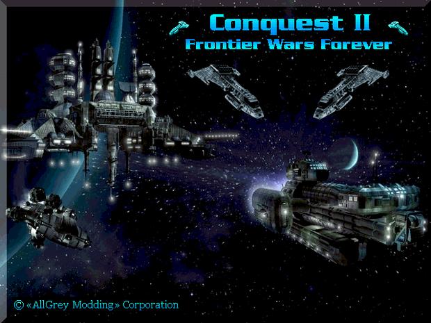 Conquest 2 - Frontier Wars Forever 7.7 [En-Ru]
