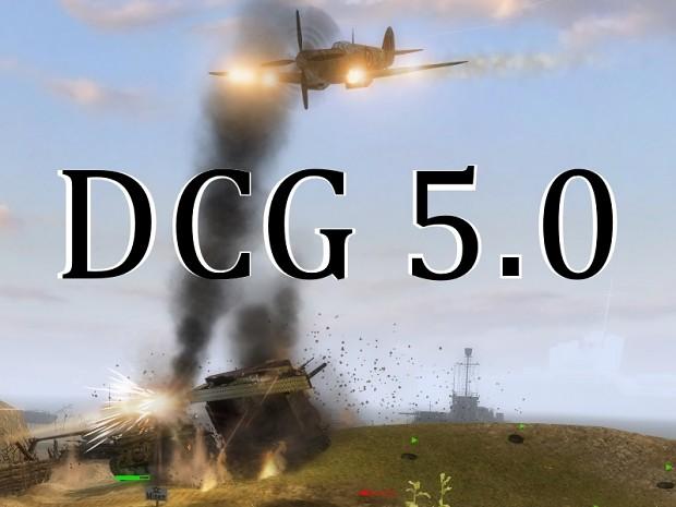 DCG v5.0 for Men of War - Full Release