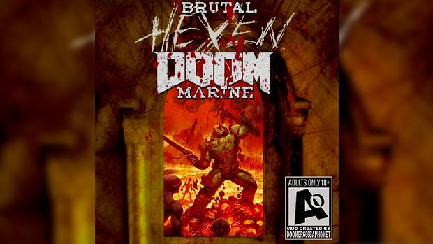 Brutal Hexen Doom Marine Mod V 1.0