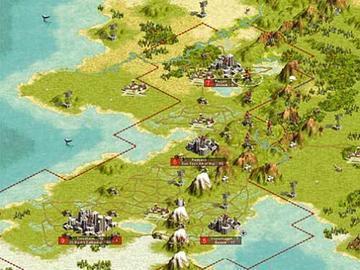 Europe-Like maps