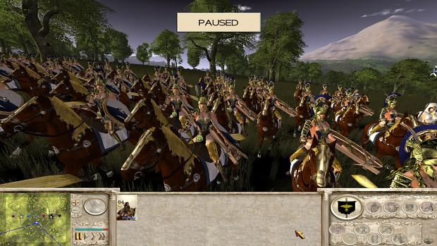 Mature Players, Amazons:Total War - Refulgent 8.3A
