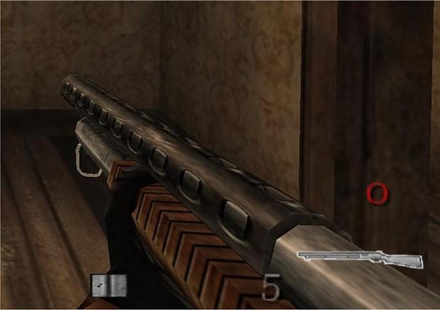WolfTactics Shotgun for RTCW SP v1.7