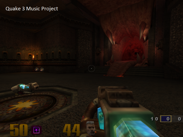Quake3 Music Project