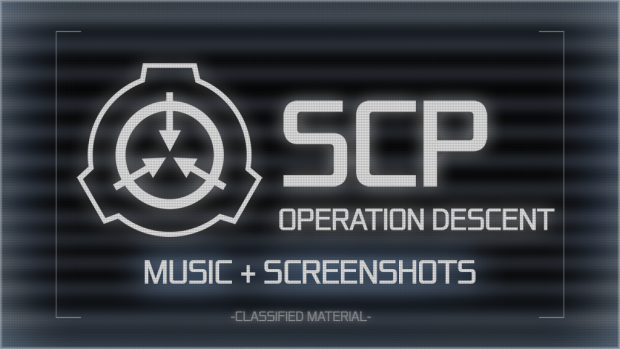 SCP: Operation Descent Music and Screenshots