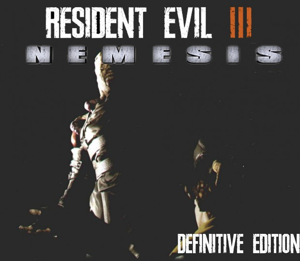 RESIDENT EVIL 3 Nightmare Definitive Edition- (OLD)