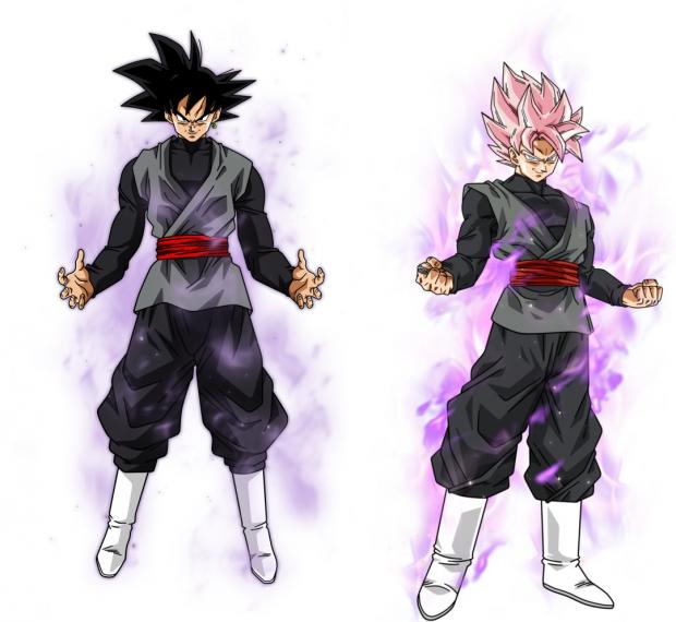 Black Goku (Version 1.3)