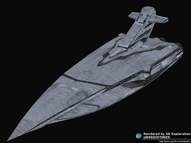 Knights of the old republic starship model pack