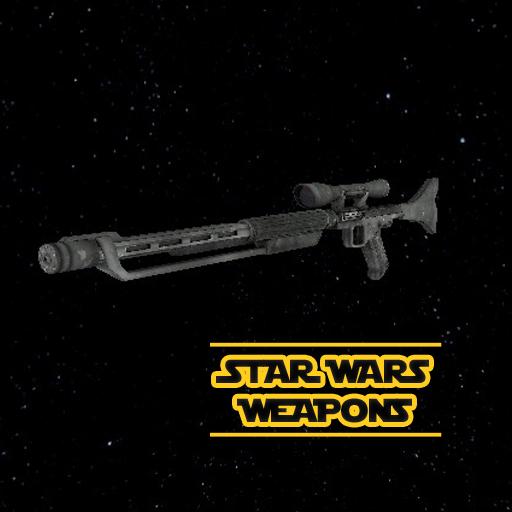 SWBF III Weapons models pack 2.0