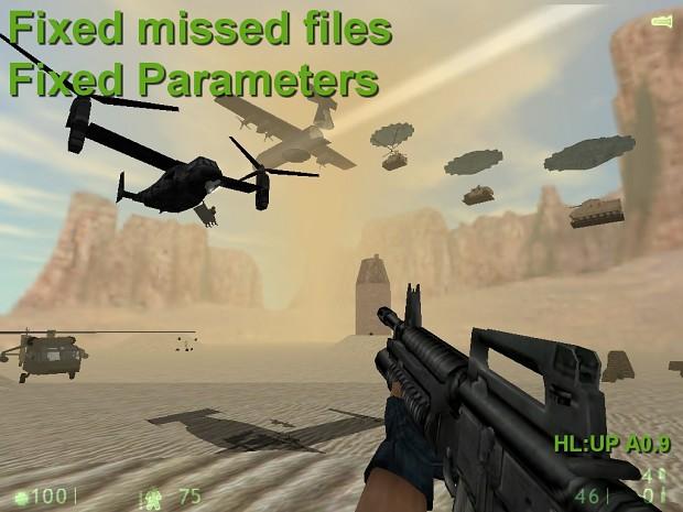 Half Life : UP A 0.9 Fixed Demo