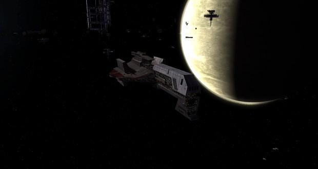 Map: Mandalorian Space (Obsolete)