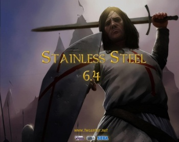 Stainless Steel 6.4