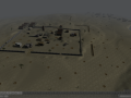 Desert Sands - Multiplayer Map - MOW Assault Squad