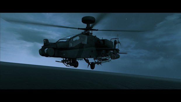 ENB and SweetFX for Arma 2 Op Arrowhead & Exp