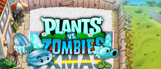 Plants vs. Zombies XMas Edition Mod v2
