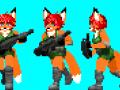 Fox wad
