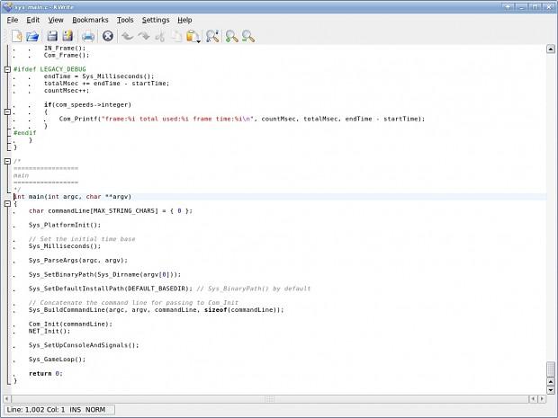 Wolfzone Mod Source Code