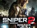 Mod-pack: Sniper Ghost Warrior 2