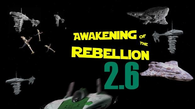 Awakening of the Rebellion 2.6 Open Beta - German