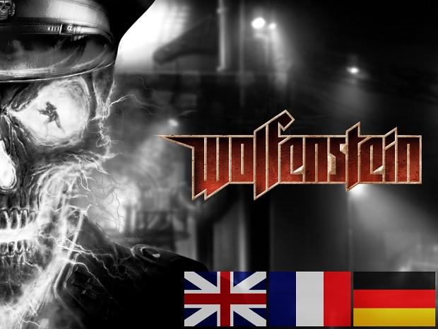 Wolfenstein - Multiplayer Language Pack