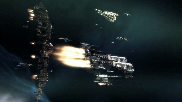 EVE Online The Butterfly Effect Trailer