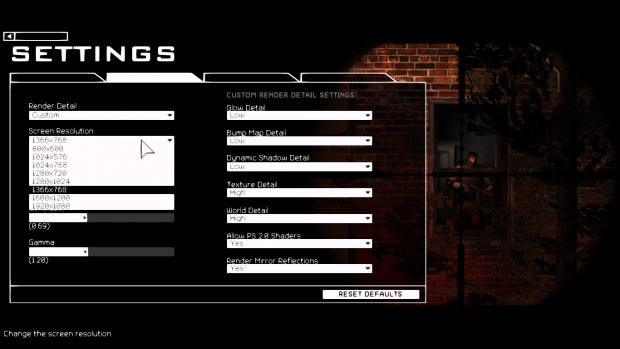 SWAT 4 Widescreen Mod (Gold Edition)