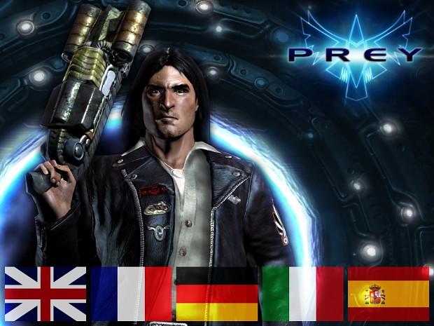 Prey - Language Pack