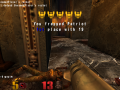 Quake III: Arena Dreamcast SP Script