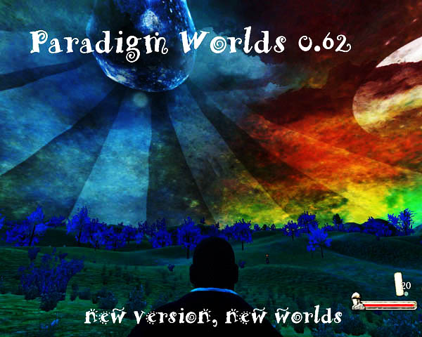 PARADIGM WORLDS MOD 062 'The Giants' Update